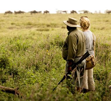 Serengeti & Gorilla Trek