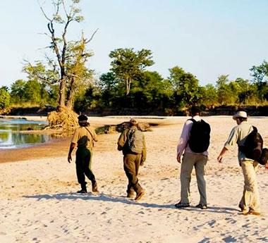 Zambia River Trail