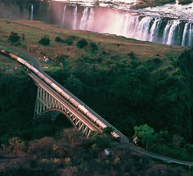 4-Day Pretoria to Vic Falls
