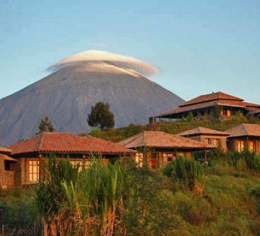Volcanoes Virunga Lodge