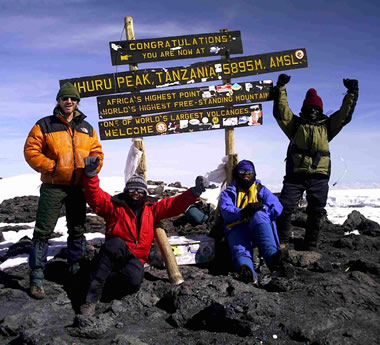 Kilimanjaro Trek & Safari
