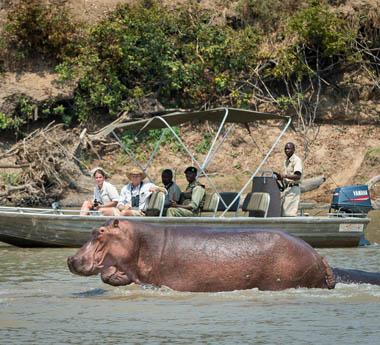 Zambia Safari & Beach