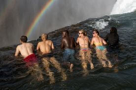 Livingstone Island Tour