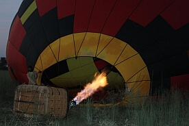 Chobe Ballooning from May 2020
