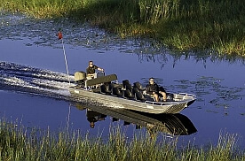 Okavango Delta Activities