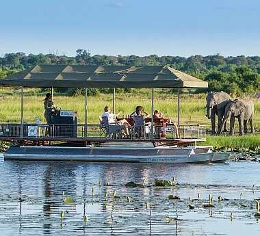 Vic Falls & Botswana with Children (6+)
