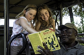 Okavango Delta with Children