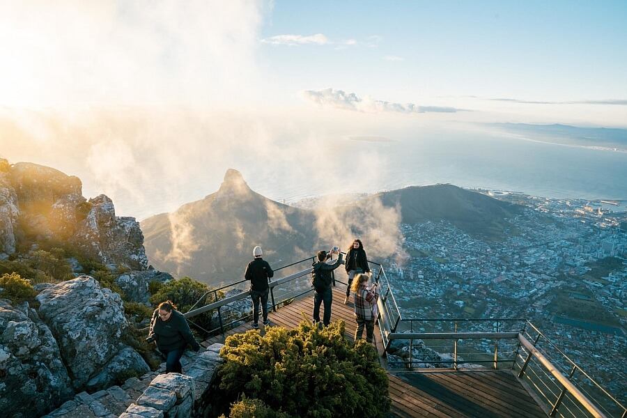 Experience Cape Town's Table Mountain