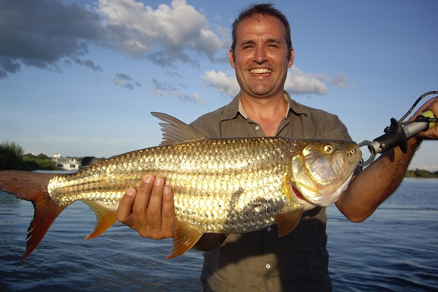 Experience Tiger Fishing in Zambia