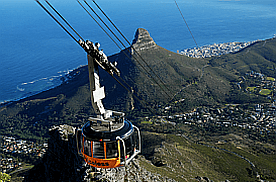 Top 10 Cape Town activities for families