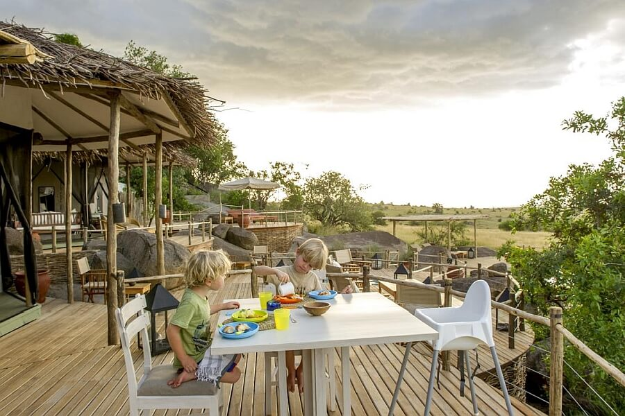 Safari House that is perfect for Families