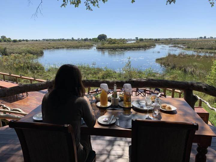 Brunch with a view at Shinde